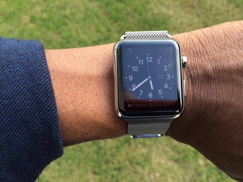 Norris Apple Watch